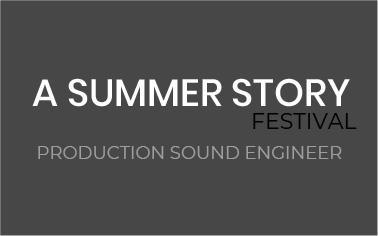 A Summer Story Festival 2019