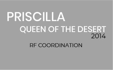 Priscila reina del Desierto el musical